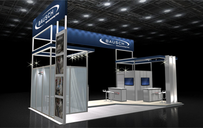 New Show Booth