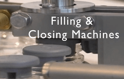 Filling and Stoppering Machine